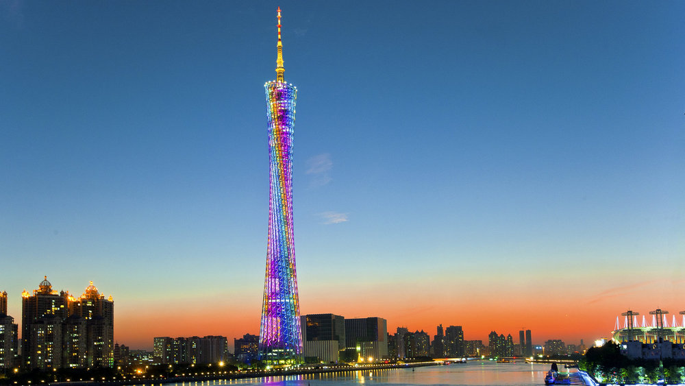 小蛮腰 | 广州塔照明设计解析