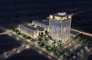 五星级酒店照明设计