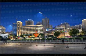 城市规划照明设计