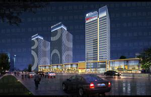 华天科技大楼照明设计